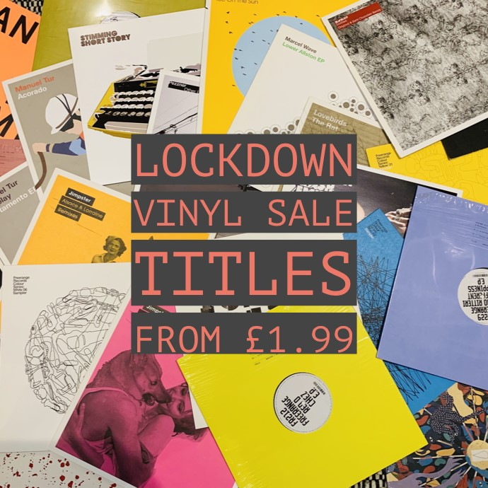 Lockdown Vinyl Sale